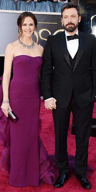 Jennifer Garner in Gucci.