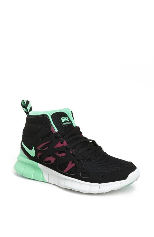 'Free Run 2' Sneaker Boot. Nike at Nordstrom, $125.