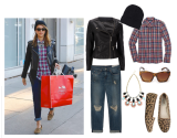 How to get Jessica Alba's style for less