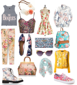 15 ways to wear floral