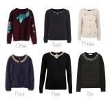 Winter favorites: Embellishedsweater