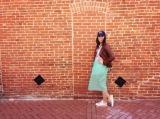 Spring trend: Baseball hat +giveaway!