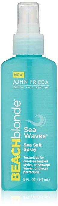 John Frieda Beach Blonde Sea Salt Spray, $6