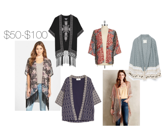 Kimonos 50-100