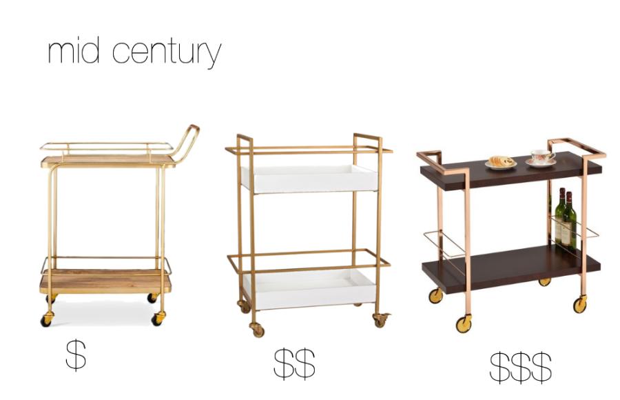mid-century-modern-bar-cart