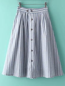 denim-a-line-skirt