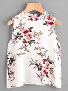 mock-neck-floral-top