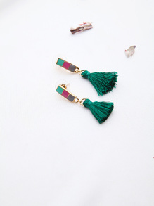 tassel-earrings